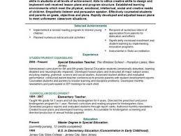the best resume format for teachers 2017 resume format 2016