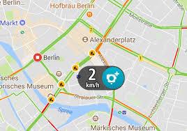 Navigation Map Google Maps Blitzer Warner Während Der Navigation Unsere Tipps
