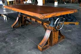 Vintage Conference Table Vintage Industrial Furniture Furniture Design