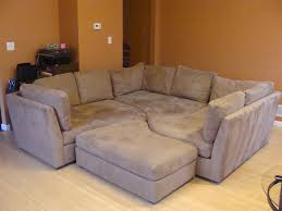 Sectional Sofa With Ottoman Bauhaus 3 Puzzle Sectional Sofa With Ottoman 4 Pieces 8