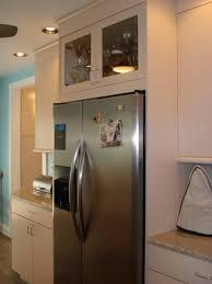 Fridge Cabinet Size Refrigerator Cabinet Kitchen Pinterest Refrigerator