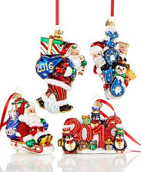 christopher radko 2016 annual ornament collection