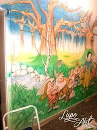 wandgestaltung kindergarten 52 besten airbrush wandgestaltung bilder auf