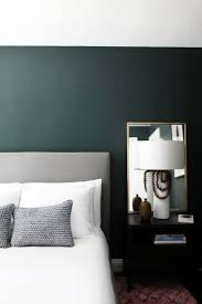 Black And White Bedroom With Color Accents Dark Green Living Room Ideas Black White And Bedroom Designs