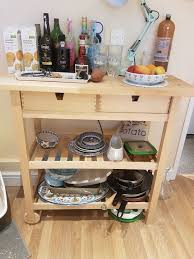 ikea kitchen island with drawers ikea kitchen island with 2 wheels drawers and shelves in