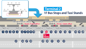 Narita Airport Floor Plan Direct Bus Service From And To Narita Airport And Hakuba Nagano