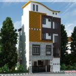Kerala Home Design October Story House Plan Elevation Kerala Home Design Building Plans