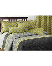 Geometric Duvet Cover Fall Into Savings On Laurel Reversible Geometric Duvet Cover Set