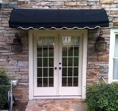 Small Awnings Over Doors Ezawn Awnings U0026 Porch Canopies Quarter Round Awning