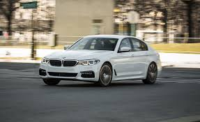 luxury bmw 2017 2017 bmw 5 series in depth model review car and driver