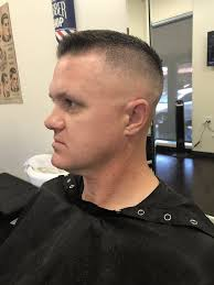 front flip hair number six on top front flip with medium bald fade by dapper dan yelp
