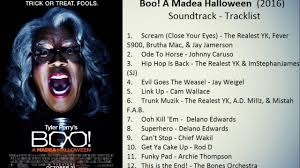 boo a madea halloween 2016 soundtrack tracklist youtube