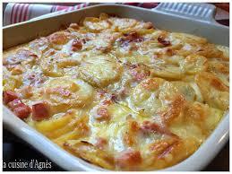 la cuisine d agnes lacuisinedagnes com gratin de jambon a la cancoillottela cuisine d agnès