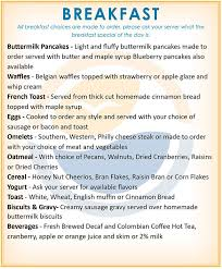 assisted living menu ideas teal lake senior living community