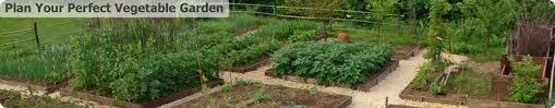 mother earth news vegetable garden planner