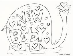 congratulation baby colouring pages gekimoe u2022 92617