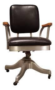 Mid Century Modern Swivel Chair by Vintage Shaw Walker Propeller Swivel Office Chair Chairish