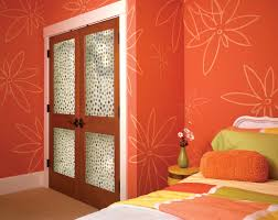 elegant natural room door design with wide room door design