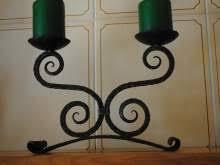 candelieri in ferro battuto candelieri arredamento mobili e accessori per la casa in