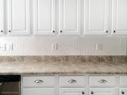 White Subway Tile Kitchen With White Kitchen Rustic Country White - Subway backsplash