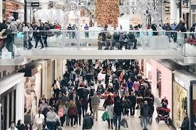 black friday madness takes toronto malls