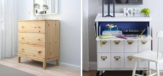 4 ideias para dar um toque criativo aos móveis do ikea e konomista