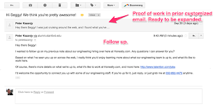 follow up email after resume submission talentbin automated follow up campaigns
