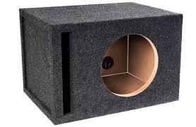 jl audi jl audio 12 single vented 1 mdf