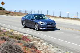 2015 subaru legacy rental car review