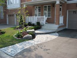 download front driveway ideas garden design