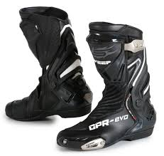 motorbike shoes sweep gpr evo racing shoes black motorbike equipment from web