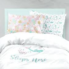 mermaid toddler bedding get quotations a child of mine by carters