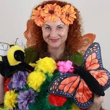 trixie the fairy kids party clown auckland pme entertainment
