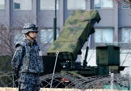 tokyo orders sdf to shoot down north korean missile if threat to