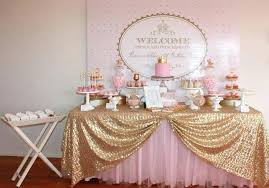 gold baby shower decorations princess baby shower decorations cake centerpieces other
