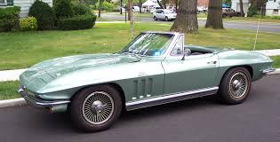 1966 chevrolet corvette sting 1966 chevrolet corvette convertible mosport green metallic