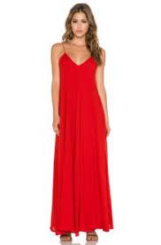 bcbgmaxazria slit dress in rouge red revolve red maxi dress maxi