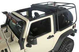 jeep liberty roof rack exo top soft top u0026 roof rack jeep wrangler jk 2007 16 2d 13516 01