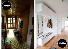 Wohnzimmer Vorher Nachher Vorher Nachher Der Eingangsbereich Und Die Geheime Ecke Wohn
