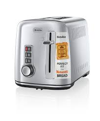 Silver Toaster And Kettle Set Breville 2 Slice Toaster The Perfect Fit For Warburtons Silver