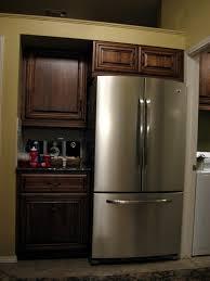 kitchen cabinet refrigerator akioz com