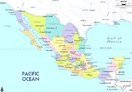 map of mexico resorts map of mexico resort cities 8 maps update 1045707 resorts on and