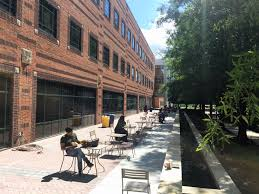 johnson center food court and west patio construction complete