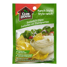 What Is Ranch Style House Ranch Style Dressing U0026 Dip Mix Www Clubhouse Ca