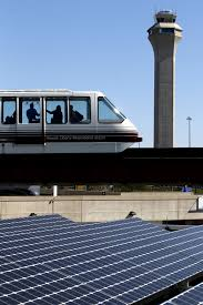 Solar Power Traffic Lights by Airports Look To The Sun To Save Money U S Embassy U0026 Consulates