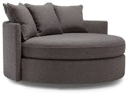 sofa gorgeous round sofa chair with cup holder cuddle couch