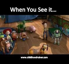 When You See It Memes - the toy story you didnt see when you see it childhood ruiner