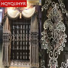 Velvet Curtains Online Get Cheap Brown Velvet Curtains Aliexpress Com Alibaba Group