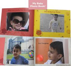 Baby Photo Album The Photojaanic Magical Moment My Baby Photo Book Parenting
