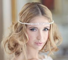 forehead bands derwent wedding forehead band by corrine smith design